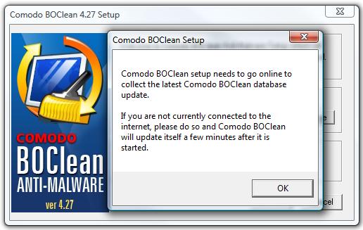 install DB update