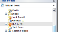 Outlook Quick Tip:  Clear Out A Hanging Outbox