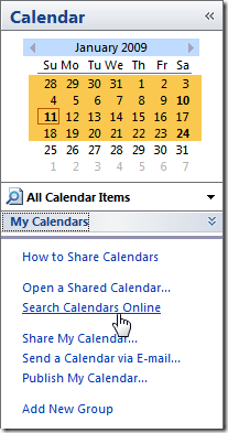 fun calendars