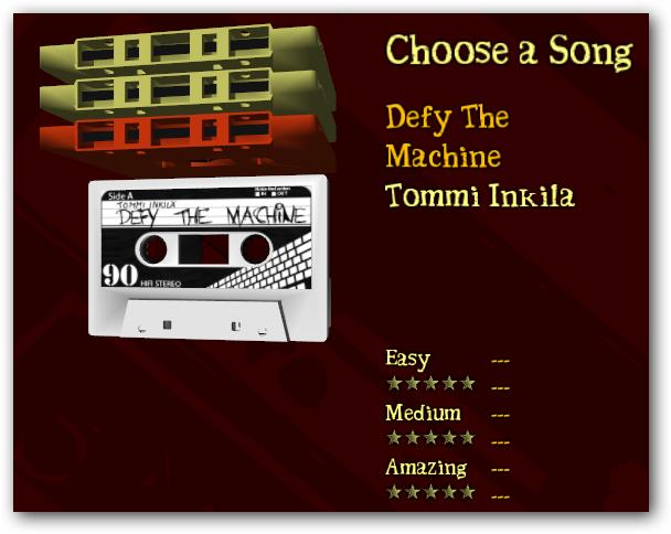 Choose Song
