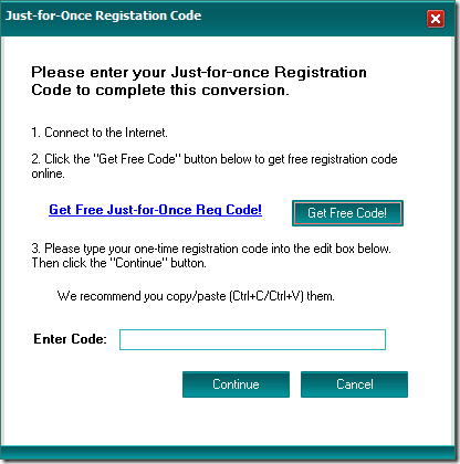 enter serial number bcl easy converter online