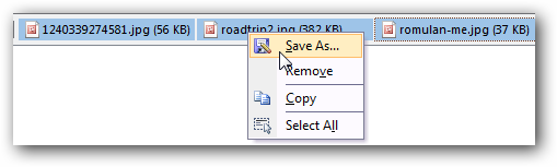 Outlook Save Attachments