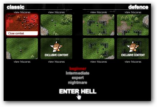 zombie levels