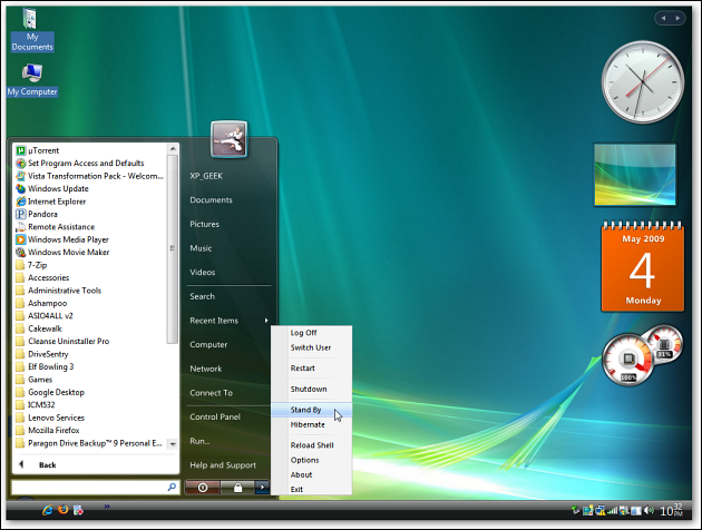 Desktop SHot 2