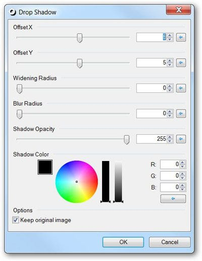 paint.net how to invert selection
