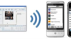 Wirelessly Sync / Share Your Music Collection with Any Mobile Phone