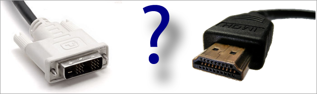Whats The Difference Between HDMI And DVI Which Is Better - Port dvi