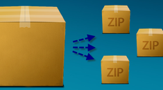 How to Upload Really Large Files to SkyDrive, Dropbox, or Email