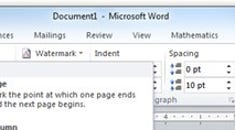 How to Use Breaks in Microsoft Word to Better Format Your Documents