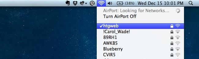 How to Test WiFi Speed on Mac?