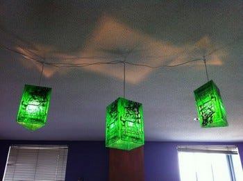 craft diy circuit board lamp shades to trick out your geek cave rh tipsgeneral com