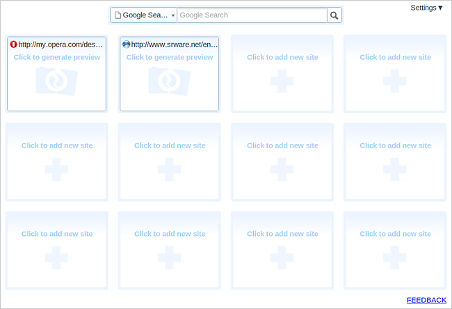 Get Enhanced Speed Dial Goodness in Chrome and Iron with