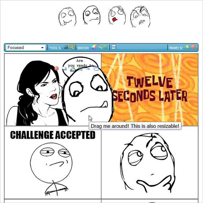 sshot4e2845f0b9dd4 create your own meme comics with rage builder [geek fun] tips