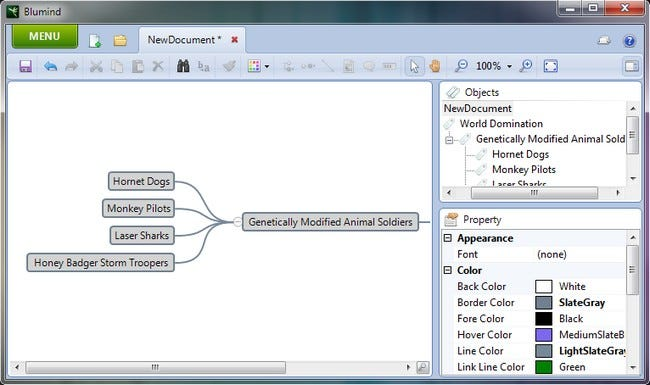 free mind mapping software windows blumind is a powerful portable and free mind mapping tool for - Mind Maps Free Software