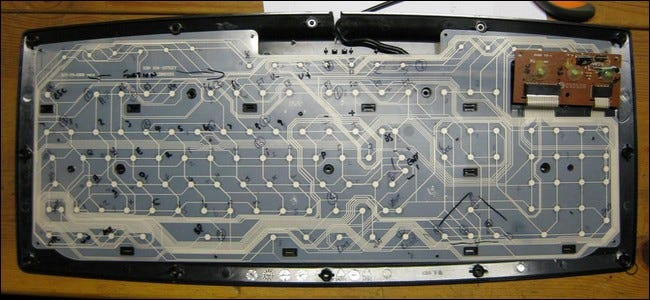 Hack Apart an Old Keyboard to Create Custom Control Interface