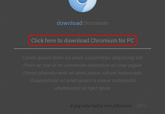 Download Portable Chromium Browser the Easy Way
