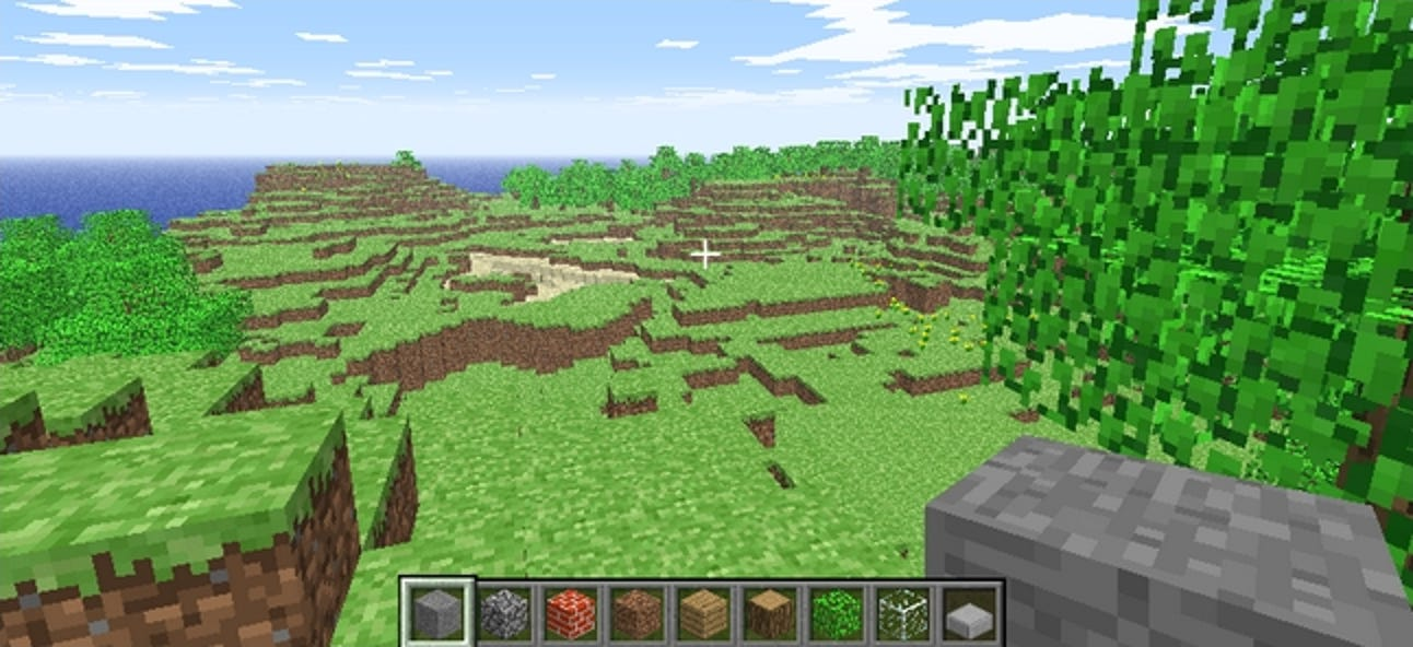 Play Minecraft Classic as a Free In Browser Game