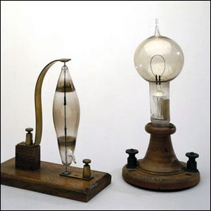 Who Invented the Light Bulb?:Answer: Humphrey Davy,Lighting