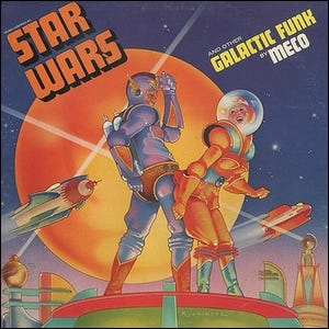 Cover of Star Wars and Other Galactic Funk