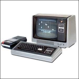 An Early Tandy Computer