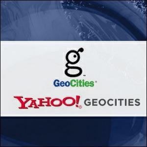 logo for Yahoo! GeoCities