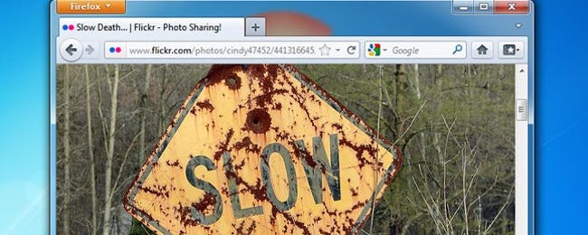 Browser Slow? How to Make Mozilla Firefox Fast Again