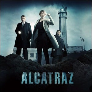 Cover art for the show Alcatraz