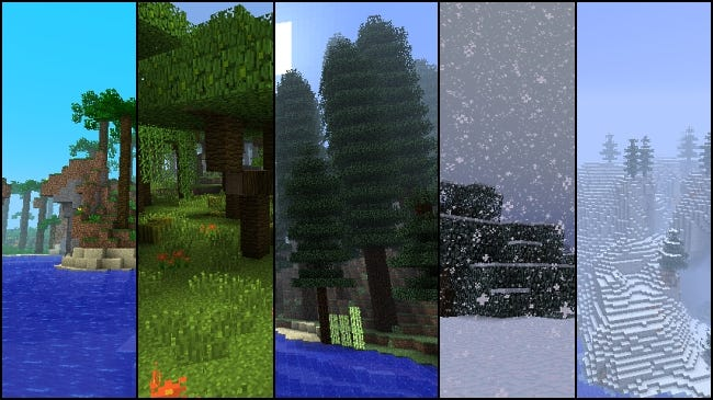 Мод biomes o plenty для minecraft 1.7.10