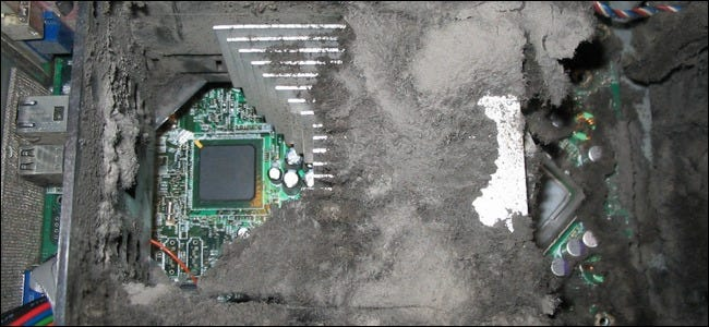 Can Dust Actually Damage My Computer?