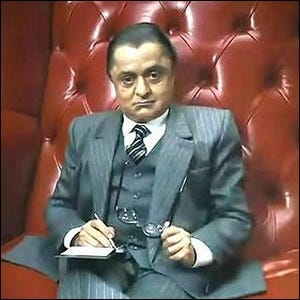 Deep Roy, who played an oompa loompa in Charlie and the Chocolate Factory