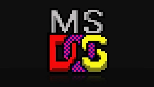 Does Windows Still Rely on MS-DOS?