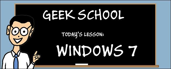 Geek School: Learning Windows 7 – Managing Applications