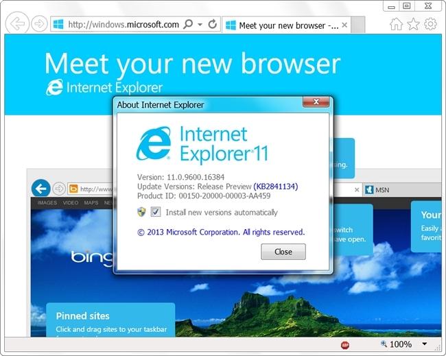 download for windows 7 internet explorer