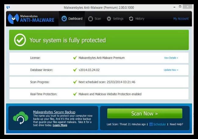 download malwarebytes pro gratis
