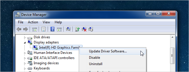 how do i manually install a driver