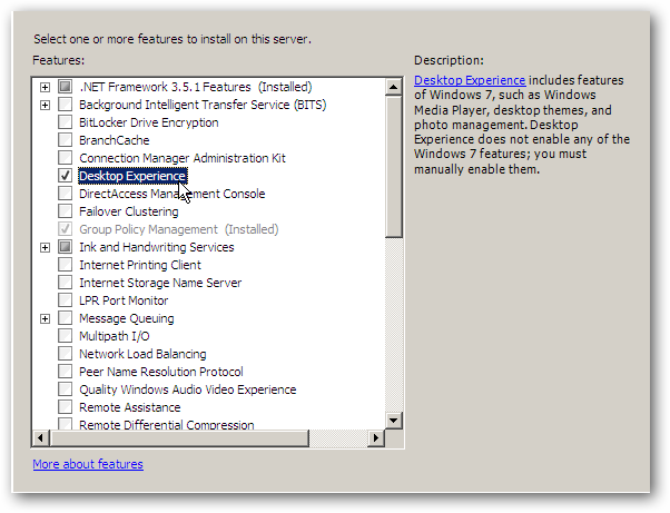 How to add disk cleanup tool in windows server 2008 r2 thomas maurer.