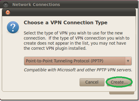 "How to Setup a ""Split Tunnel"" VPN (PPTP) Client on Ubuntu 10 04"