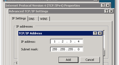 How to Quickly Add Multiple IP Addresses to Windows Servers