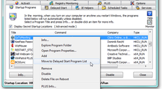 How to Control the Order of Startup Programs in Windows